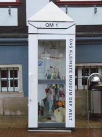 Das kleinste Museum der Welt